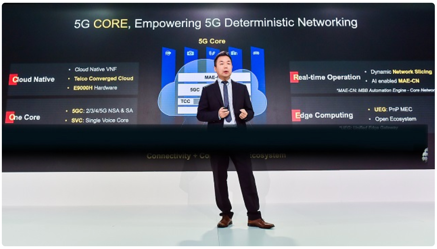 Huawei pitches 5G Deterministic Networking – Nexgen